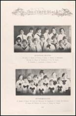 1926 Mt. St. Clare Academy Yearbook Page 52 & 53
