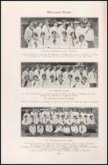 1926 Mt. St. Clare Academy Yearbook Page 58 & 59