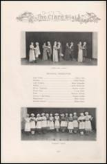1926 Mt. St. Clare Academy Yearbook Page 82 & 83