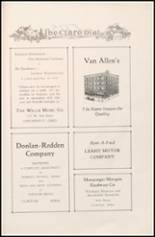 1926 Mt. St. Clare Academy Yearbook Page 126 & 127