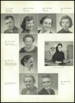 1957 Leechburg High School Yearbook Page 16 & 17