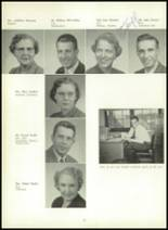 1957 Leechburg High School Yearbook Page 18 & 19