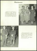 1957 Leechburg High School Yearbook Page 20 & 21