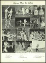 1957 Leechburg High School Yearbook Page 24 & 25