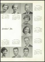 1957 Leechburg High School Yearbook Page 26 & 27