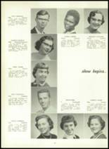 1957 Leechburg High School Yearbook Page 28 & 29