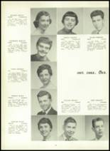 1957 Leechburg High School Yearbook Page 30 & 31