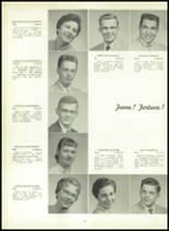 1957 Leechburg High School Yearbook Page 34 & 35