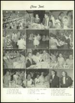 1957 Leechburg High School Yearbook Page 42 & 43