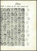 1957 Leechburg High School Yearbook Page 48 & 49