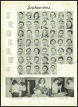 1957 Leechburg High School Yearbook Page 50 & 51