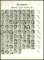 1957 Leechburg High School Yearbook Page 52 & 53