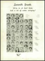 1957 Leechburg High School Yearbook Page 54 & 55
