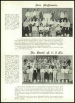 1957 Leechburg High School Yearbook Page 60 & 61