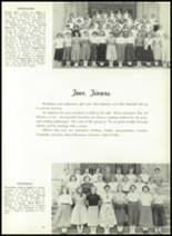 1957 Leechburg High School Yearbook Page 62 & 63