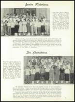 1957 Leechburg High School Yearbook Page 64 & 65