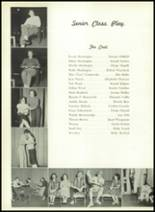 1957 Leechburg High School Yearbook Page 68 & 69