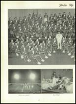 1957 Leechburg High School Yearbook Page 72 & 73