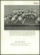 1957 Leechburg High School Yearbook Page 76 & 77