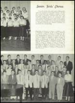1957 Leechburg High School Yearbook Page 82 & 83