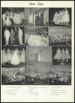 1957 Leechburg High School Yearbook Page 84 & 85