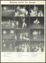 1957 Leechburg High School Yearbook Page 90 & 91