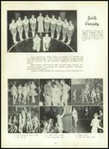 1957 Leechburg High School Yearbook Page 94 & 95