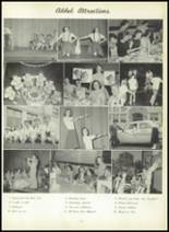 1957 Leechburg High School Yearbook Page 98 & 99