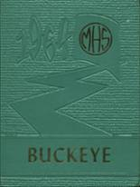 1964 Yearbook Mississinawa Valley High School