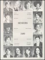 1980 Crescent High School Yearbook Page 10 & 11