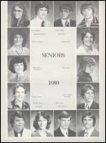 1980 Crescent High School Yearbook Page 12 & 13
