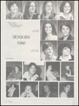 1980 Crescent High School Yearbook Page 14 & 15