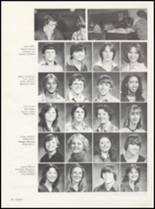 1980 Crescent High School Yearbook Page 22 & 23