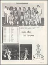 1980 Crescent High School Yearbook Page 34 & 35