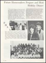 1980 Crescent High School Yearbook Page 50 & 51