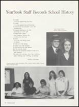 1980 Crescent High School Yearbook Page 54 & 55