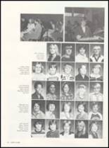 1980 Crescent High School Yearbook Page 60 & 61