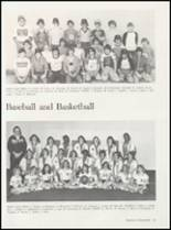 1980 Crescent High School Yearbook Page 68 & 69