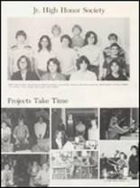 1980 Crescent High School Yearbook Page 70 & 71