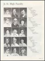1980 Crescent High School Yearbook Page 72 & 73