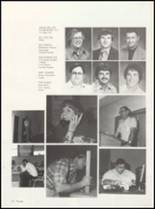 1980 Crescent High School Yearbook Page 74 & 75
