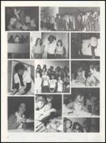 1980 Crescent High School Yearbook Page 86 & 87