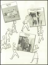 1953 Capitol Hill High School Yearbook Page 10 & 11