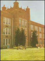 1953 Capitol Hill High School Yearbook Page 12 & 13
