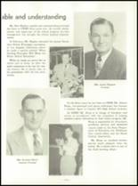1953 Capitol Hill High School Yearbook Page 16 & 17