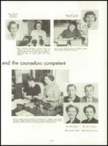 1953 Capitol Hill High School Yearbook Page 18 & 19