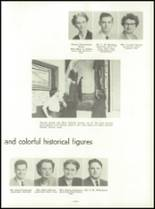 1953 Capitol Hill High School Yearbook Page 20 & 21