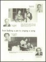 1953 Capitol Hill High School Yearbook Page 22 & 23