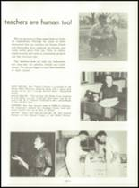 1953 Capitol Hill High School Yearbook Page 30 & 31