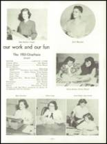 1953 Capitol Hill High School Yearbook Page 40 & 41